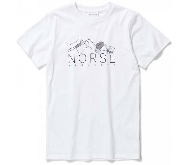 Niels Mountains Hommes T-shirt