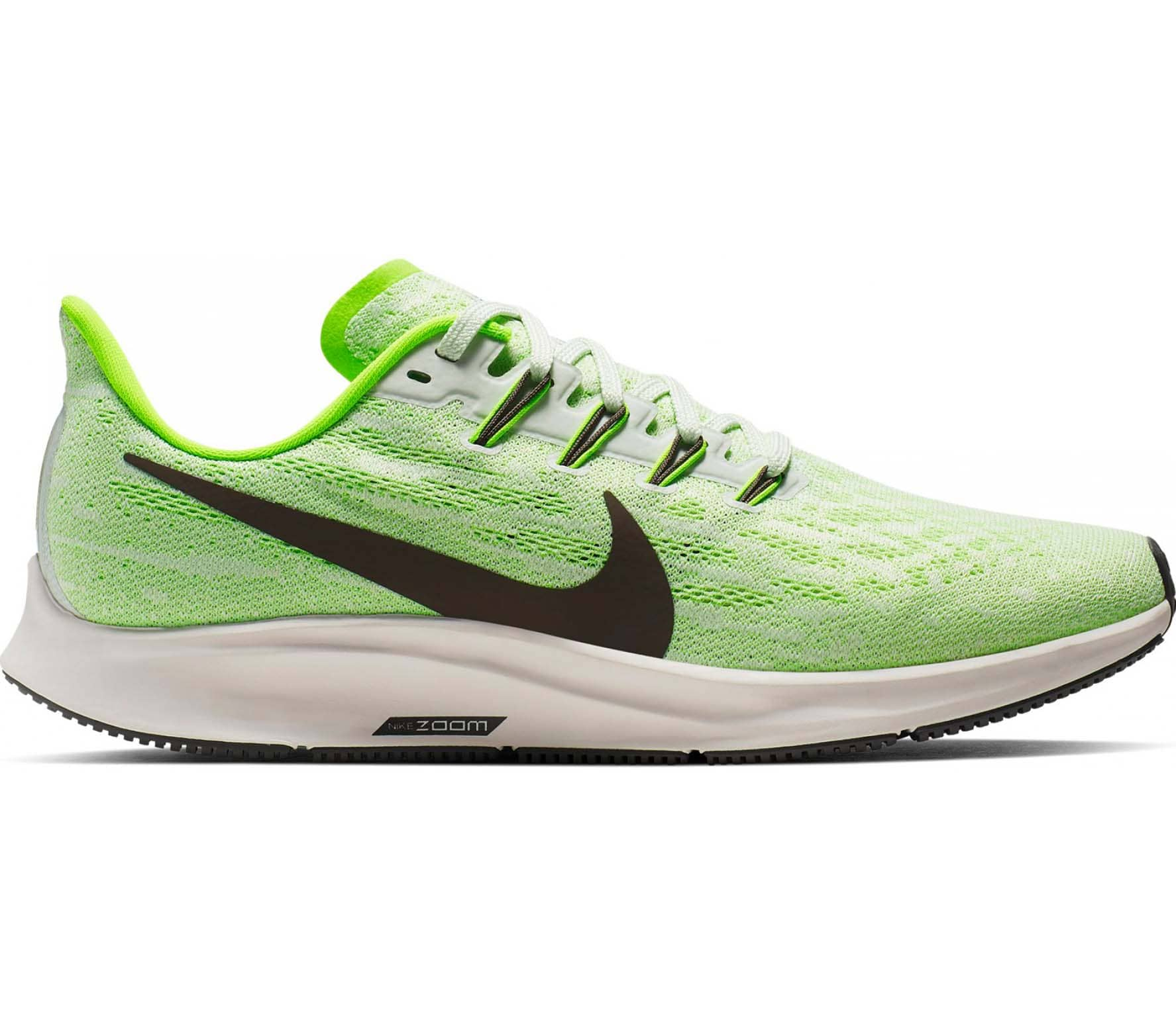 low priced c546a 26829 Nike Air Zoom Pegasus 36 Men Running Shoes green
