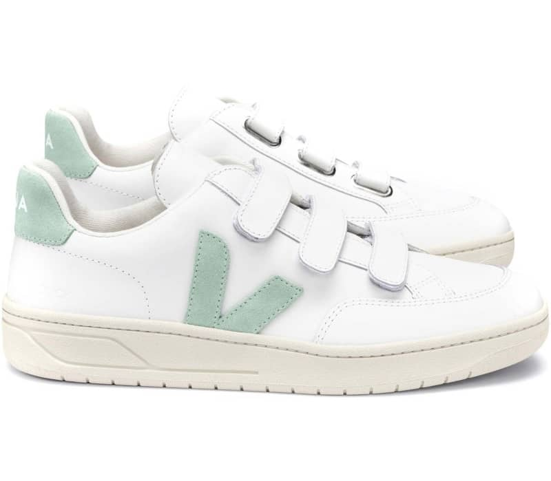 V-Lock Leather Dam Sneakers