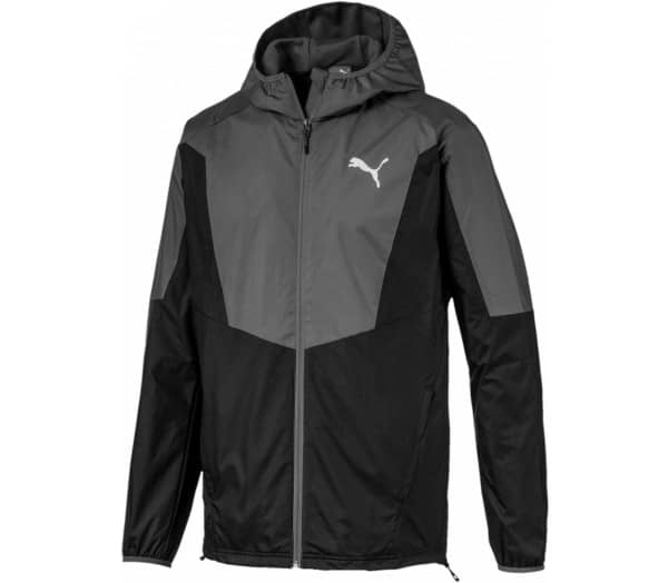 PUMA Active Sporty Herren Trainingsjacke - 1