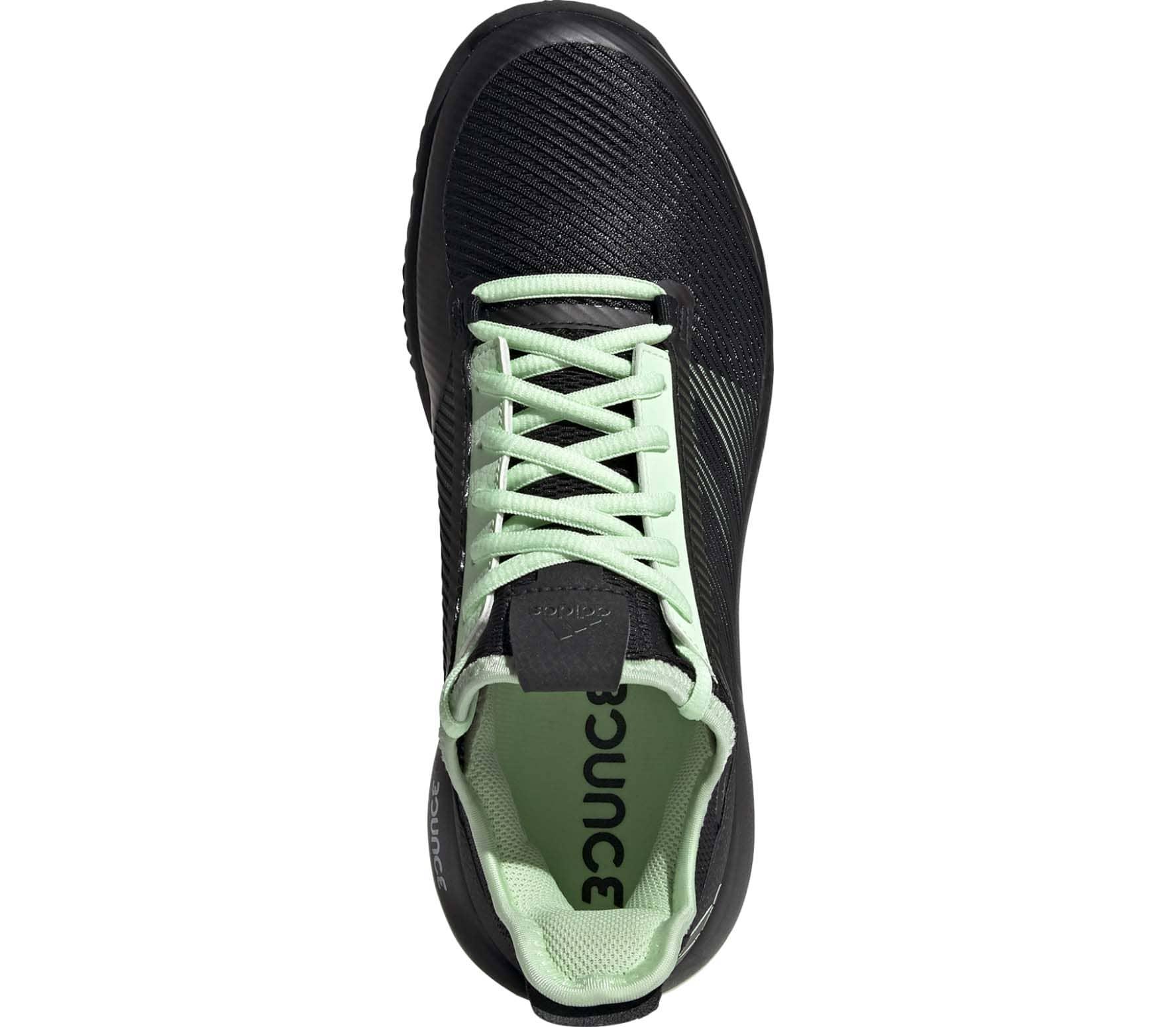 adidas Adizero Defiant Bounce 2 Mujer Zapatillas de tenis negro
