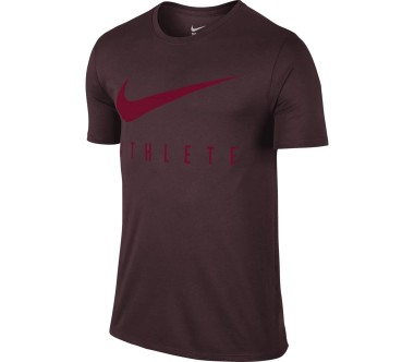 Nike - Dry Athlete Herren Trainingsshirt (schwarz)