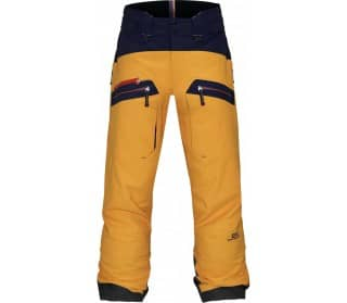 Backside Uomo Pantaloni Hardshell