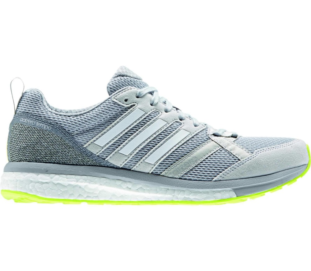 lower price with 2a949 b7b3d Adidas - Adizero Tempo 9 womens running shoes (greywhite)