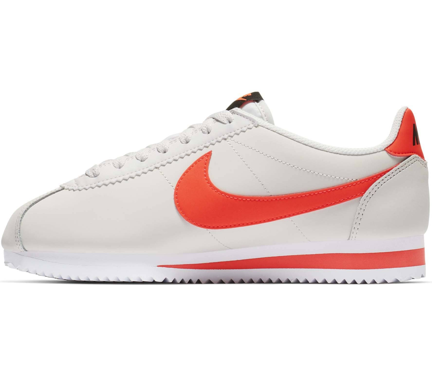 detailed look 08903 5897e Nike Sportswear - Classic Cortez Leather Damen Sneaker (beigeorange)