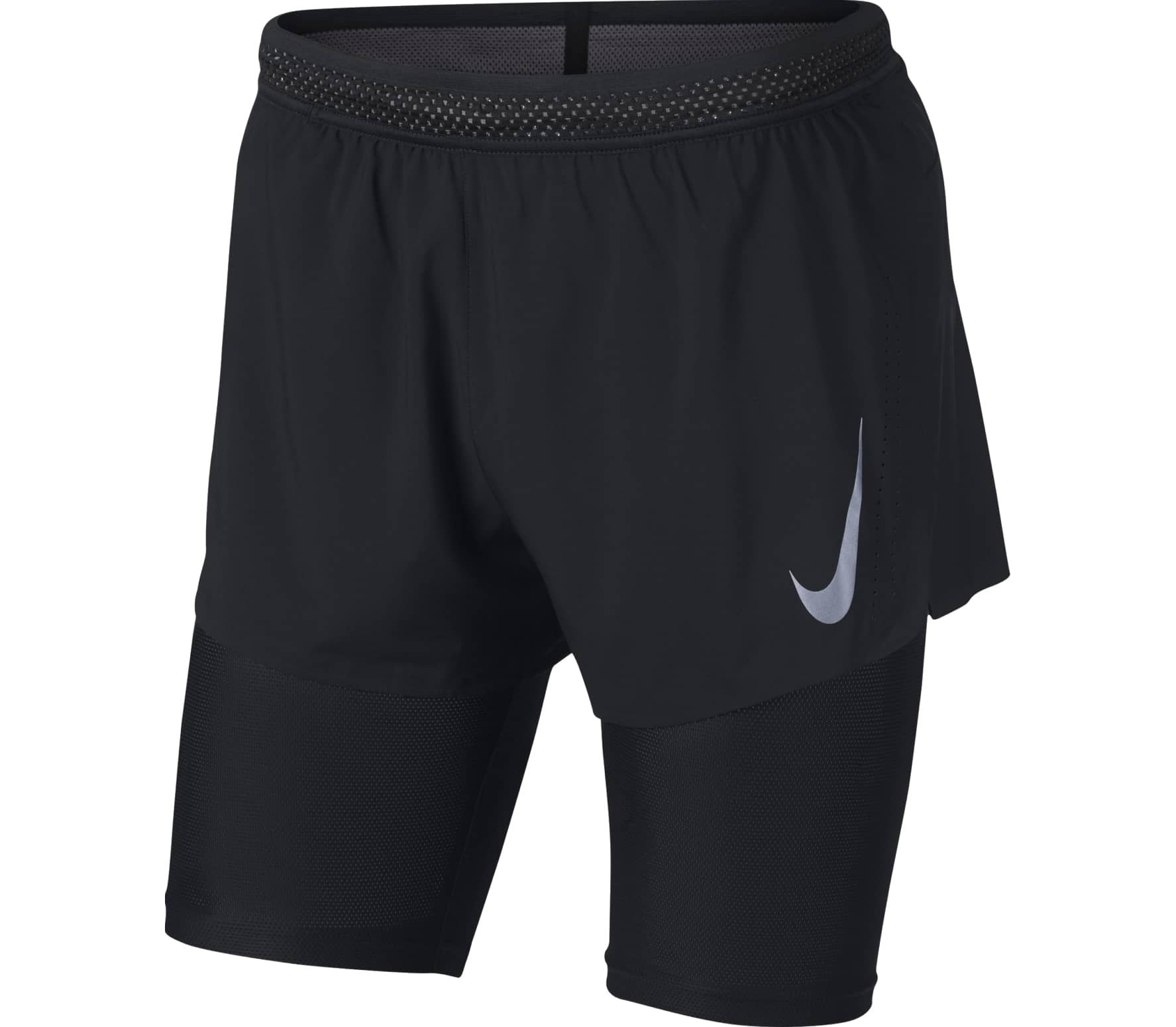 In Buy 1 2 Aeroswift Running Nike At Shorts It black The Men's qpESBxZw