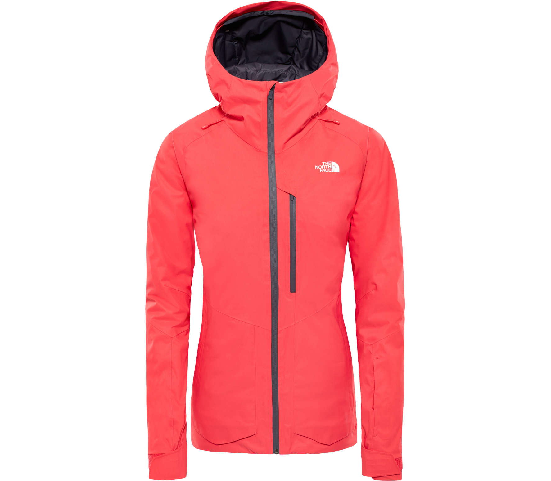 4db1f4771edf77 The North Face - Sickline Damen Skijacke (pink) im Online Shop von ...