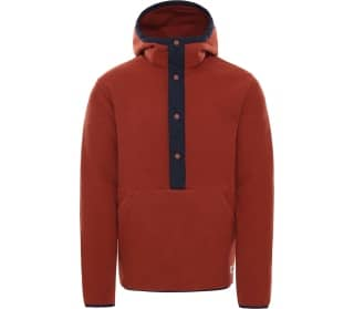 The North Face Carbondale 1/4 Snap Hommes Pull polaire
