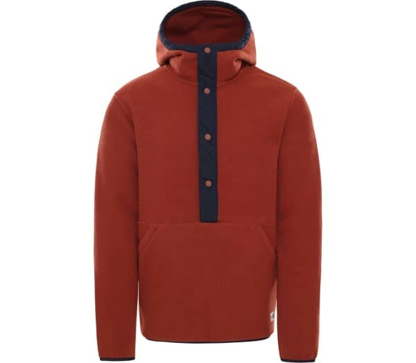 THE NORTH FACE Carbondale 1/4 Snap Herren Fleecepullover - 1