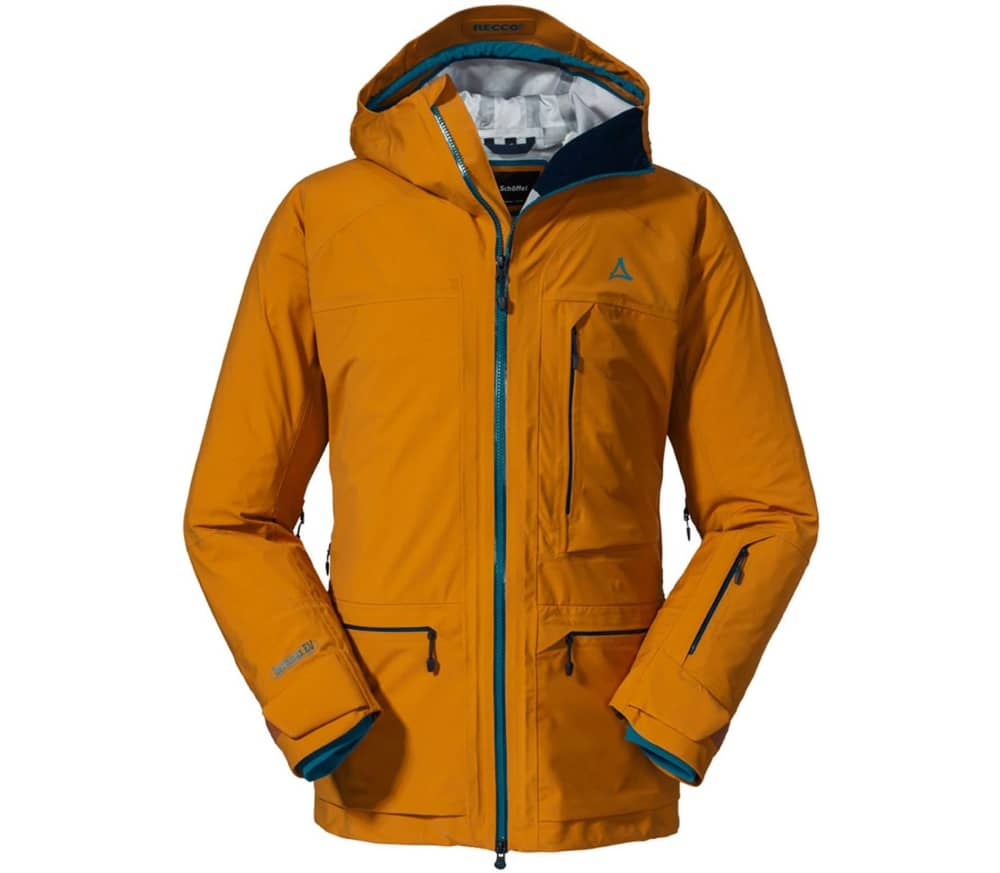 SCHÖFFEL 3L La Grave Men Ski Jacket (yellow) 394,90 €