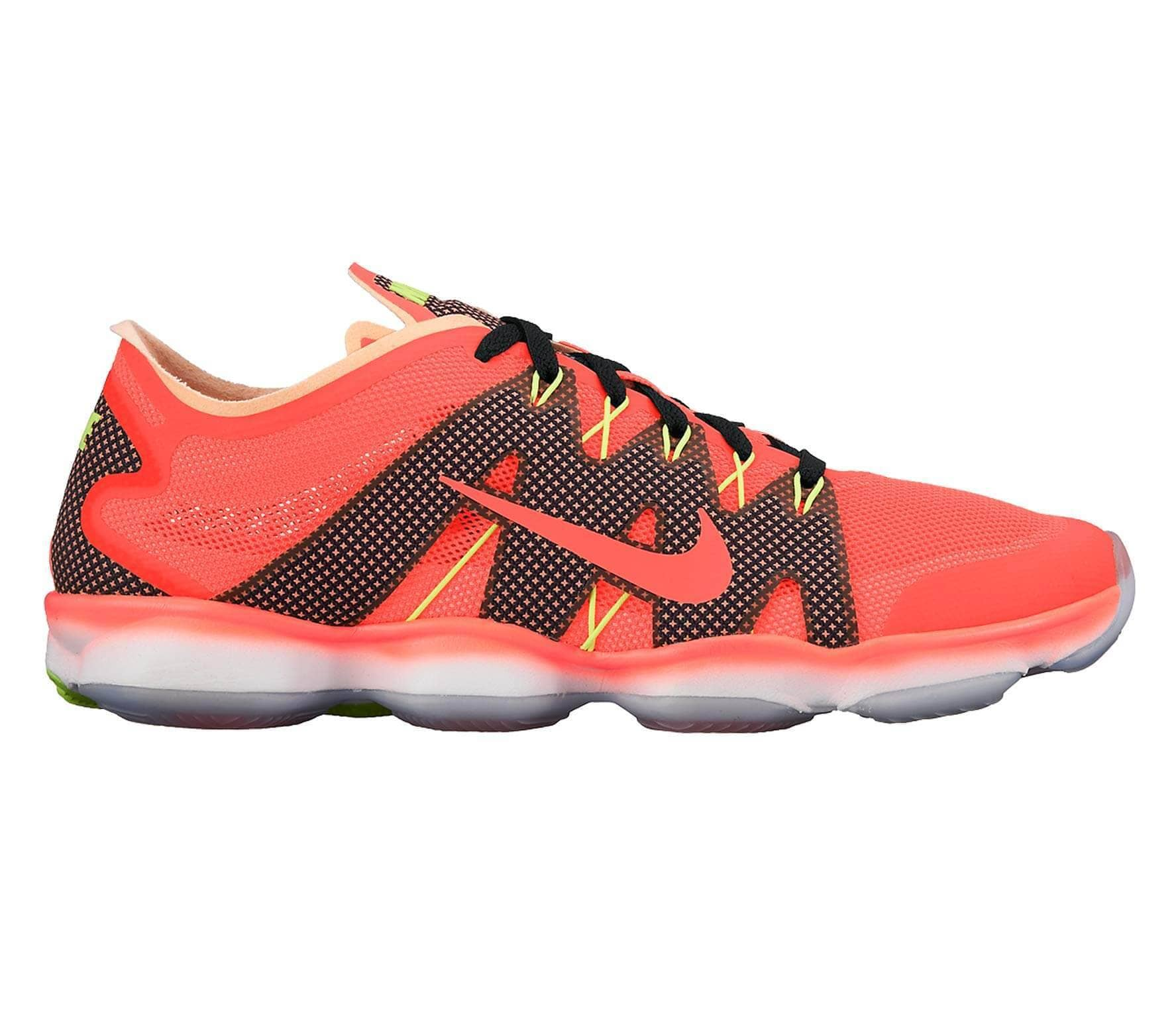 72f3de03d609 Nike - Air Zoom Fit Agility 2 women s training shoes (orange brown ...