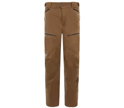 The North Face - Purist Herren Skihose (grün)
