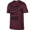 Nike - Breathe Dri-FIT Run Herren Laufshirt (rot)