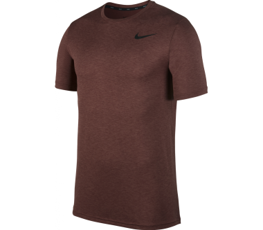 Nike - Breathe men's training top (brown)