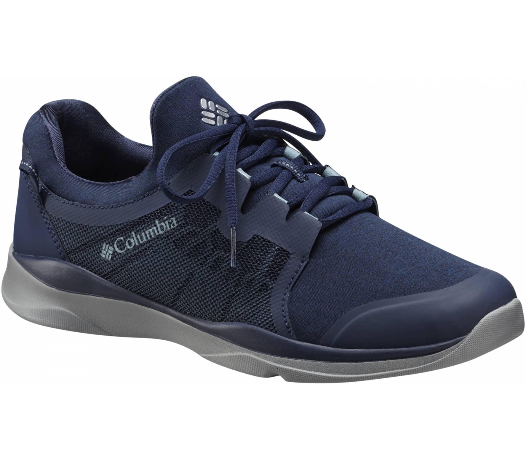 Zapatos azul marino Columbia  Color Marrón  43 EU  Negro (Schwarz 10) qe4pnI