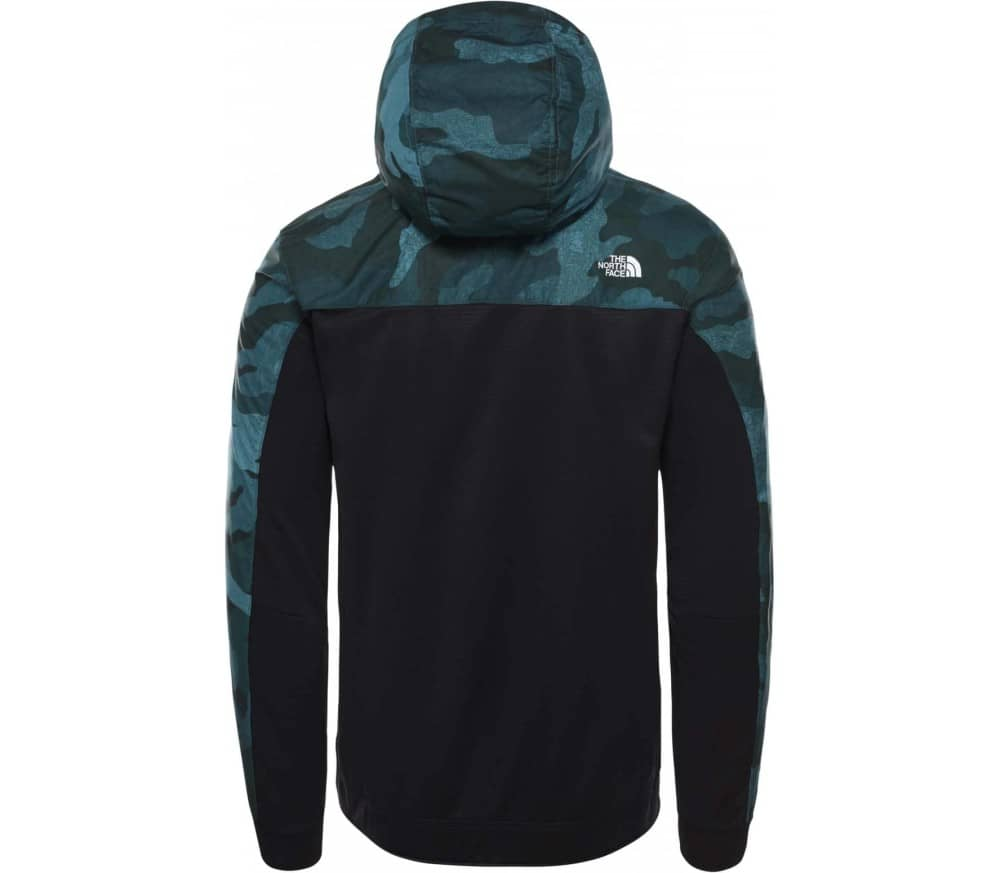 The North Face TNL OVERLAY Uomo Giubbotto nero
