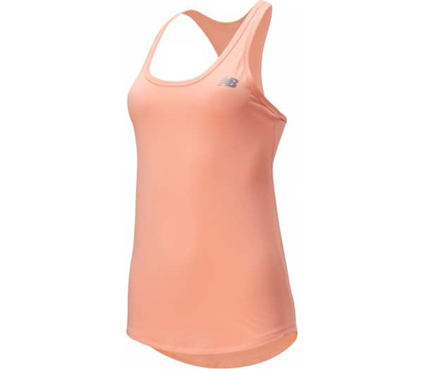 NEW BALANCE WT91138 Women Running Top - 1