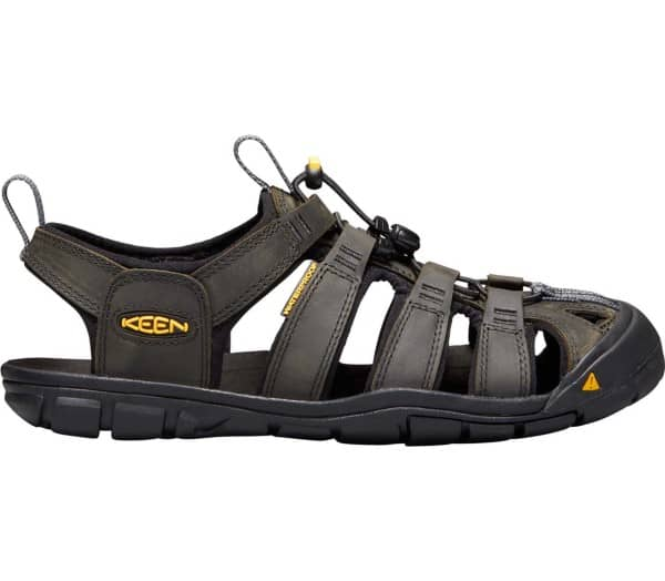 KEEN Clearwater CNX Leather Men Outdoor-Sandals - 1