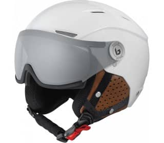 Backline Visor Unisex Casque ski