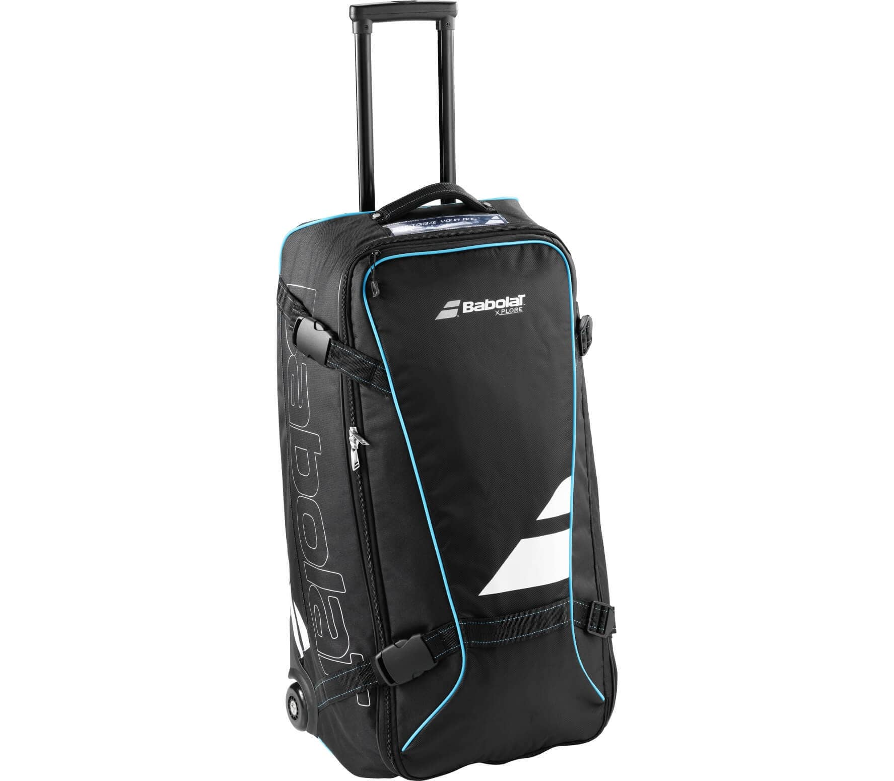 Babolat - Xplore Travel Bag Tennistasche (schwarz/blau)