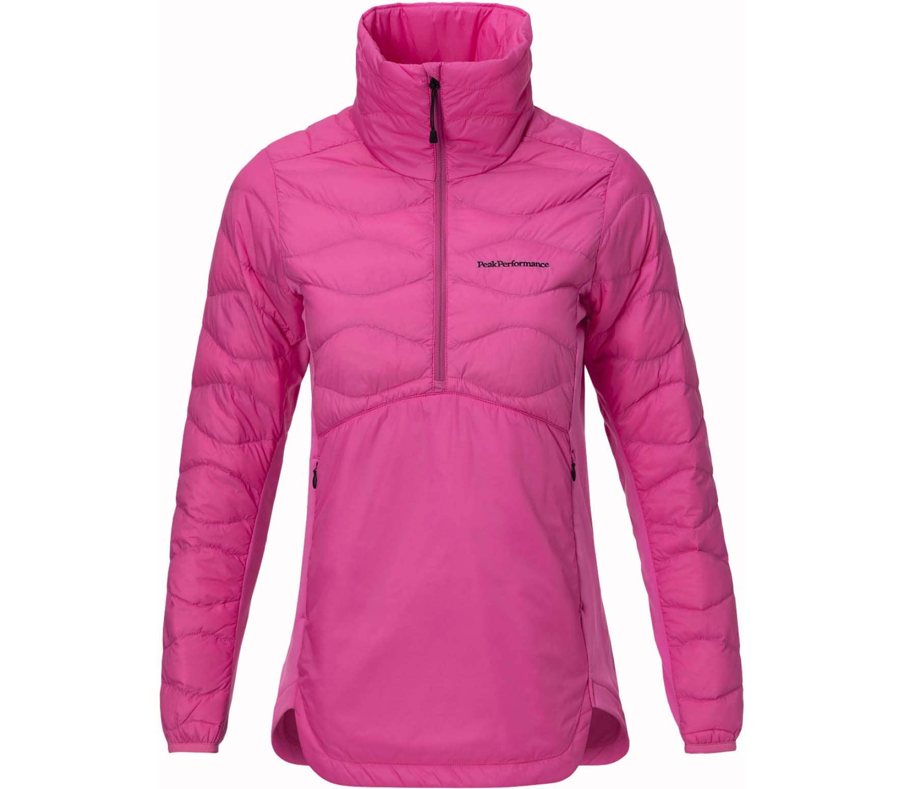 Peak Performance - Helium Hybrid women's hybrid jacket (pink)