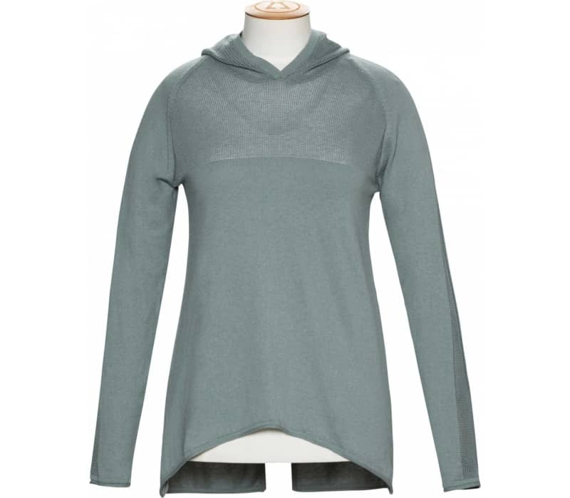 Coolmax® / Cashmere Dames Long-sleeve