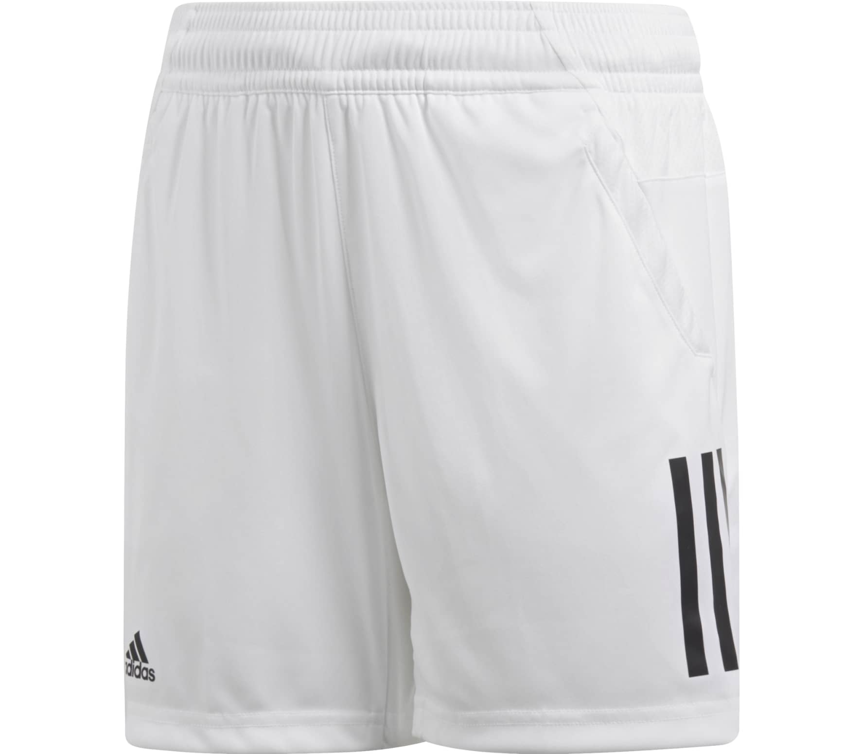 7dc16326336467 Adidas - Boys 3-Stripes Club Children tennis shorts (white) - buy it ...