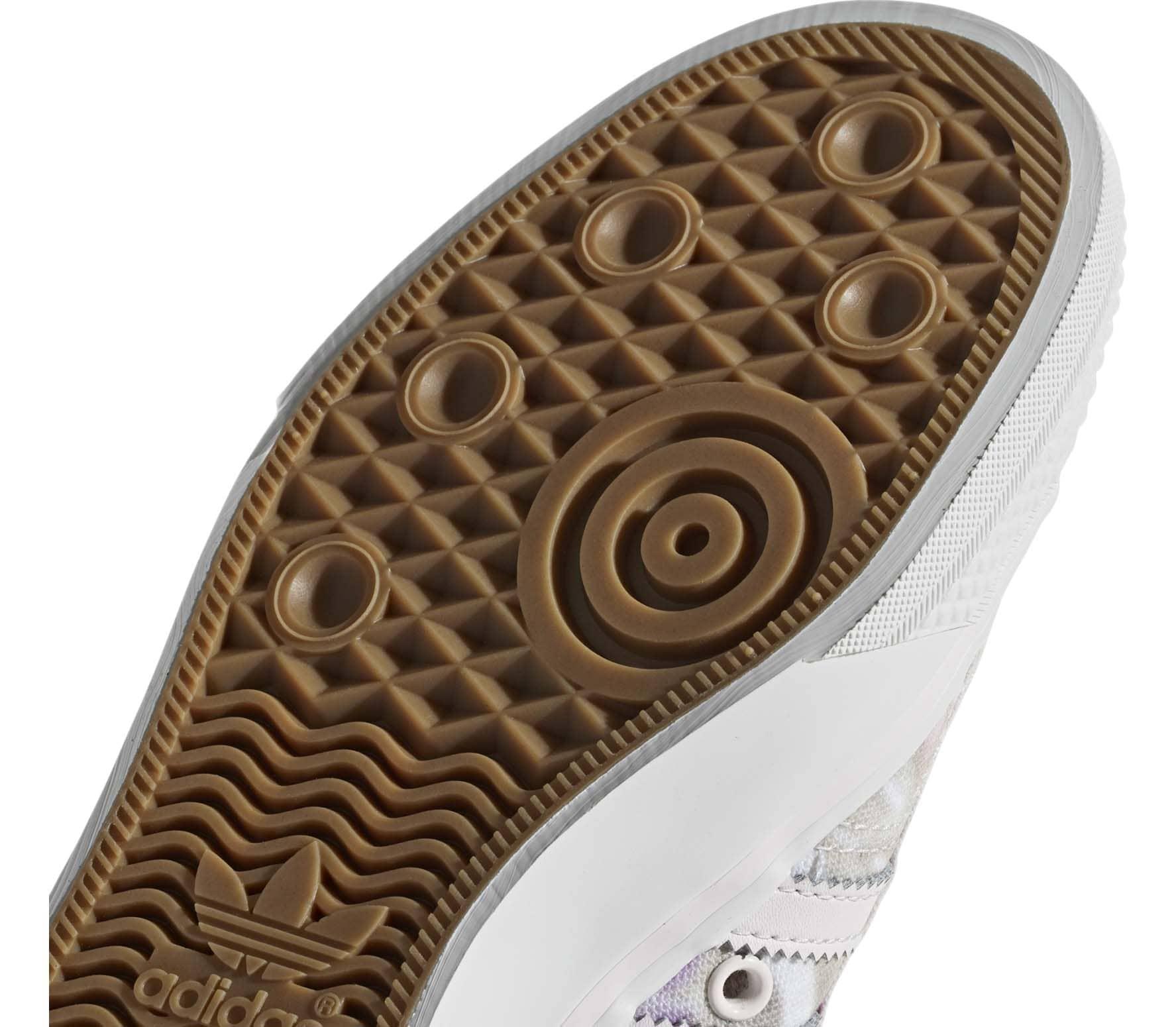 adidas Originals Nizza Damen Sneaker weiß