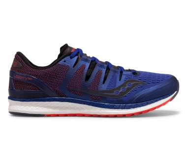 Saucony - Liberty Iso men's running shoes (blue/black)