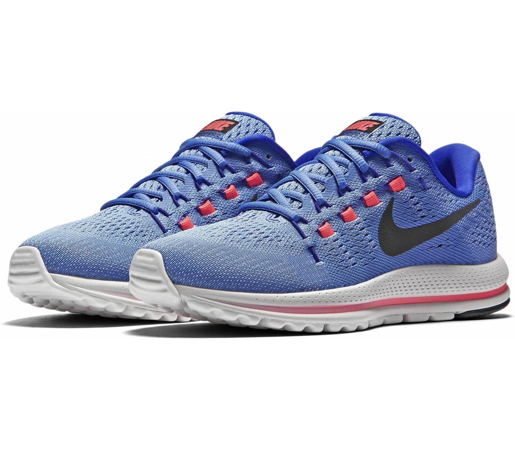 huge discount bf88f 43c50 Nike - Air Zoom Vomero 12 womens running shoes (blue)