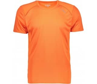 orange Herren T-Shirt