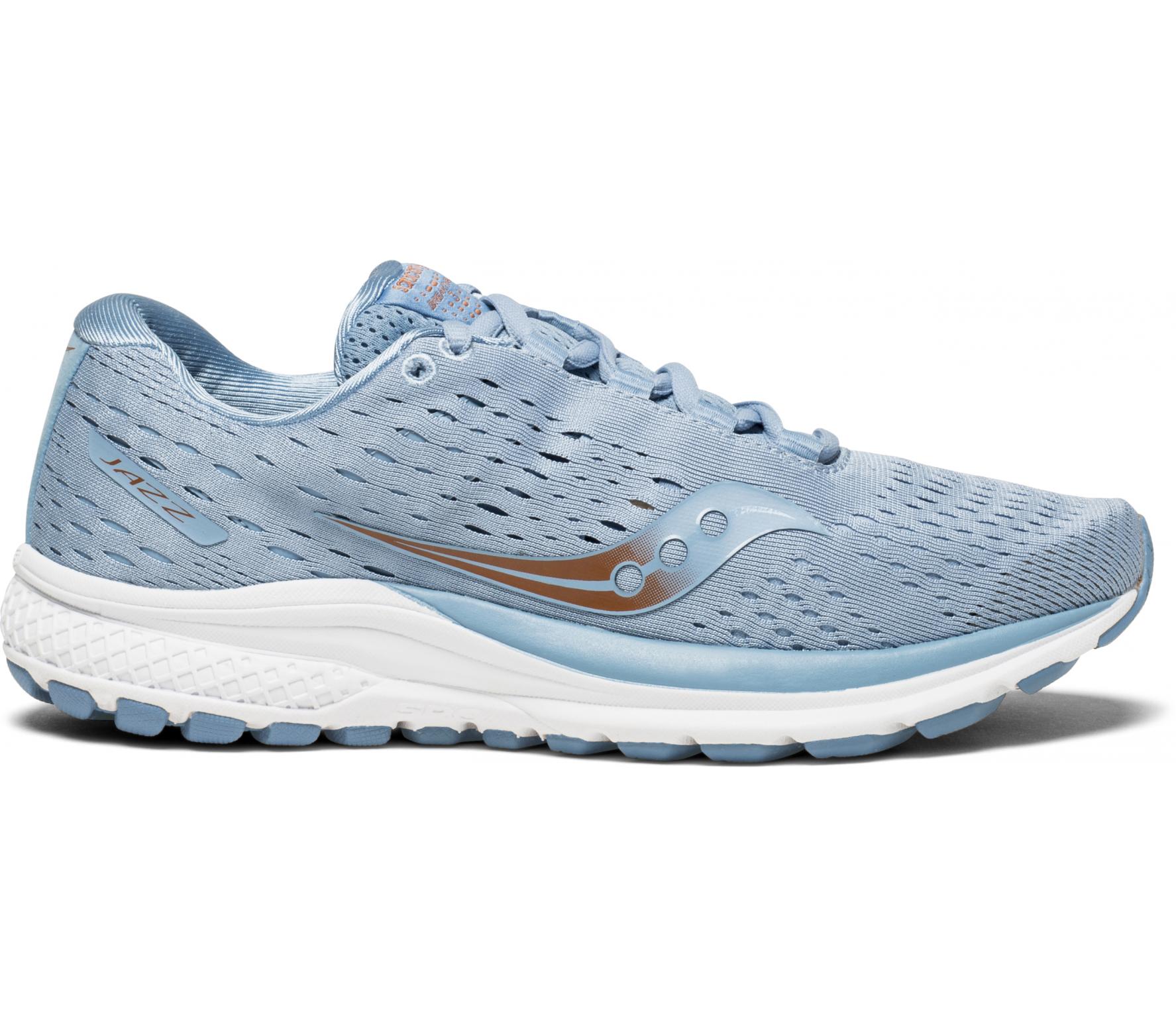 3c6778c9842 Saucony - Jazz 20 Mujer Zapatos para correr (azul) comprar en línea ...