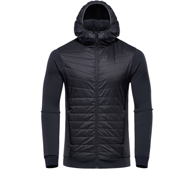 Black Yak - Burlina men's functional jacket (black)