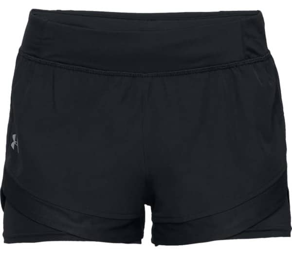 UNDER ARMOUR Qualifier Speedpocket 2in1 Damen 2 in 1 Short - 1