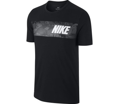 Nike - Dry men's training top (black)