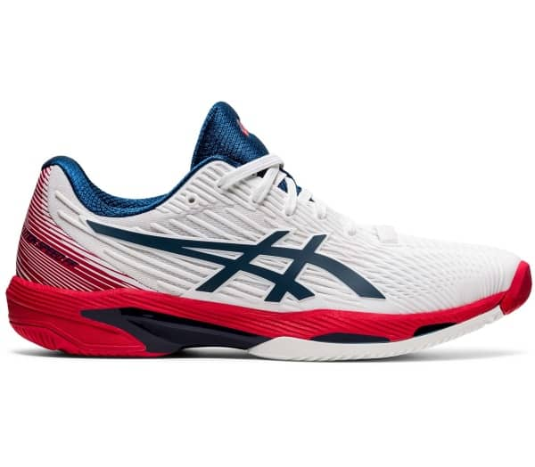 ASICS Solution Speed FF 2 Men Tennis Shoes - 1