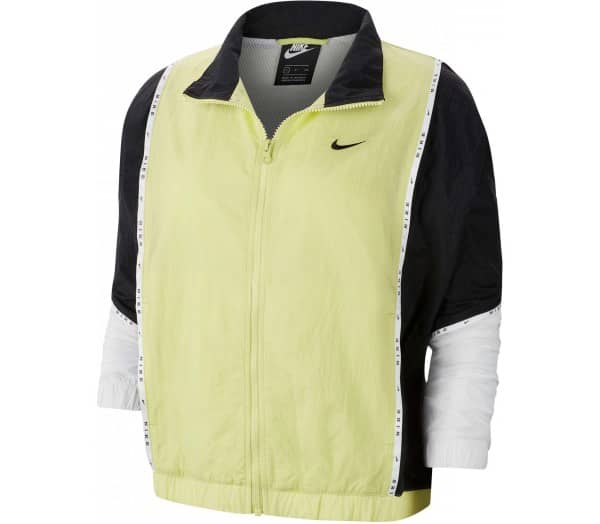 NIKE SPORTSWEAR Green Women Jacket - 1