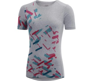 GORE® Wear Essential Lady Print Women Running Top