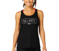 Lorna Jane - No Limits women's training tank top top (black)