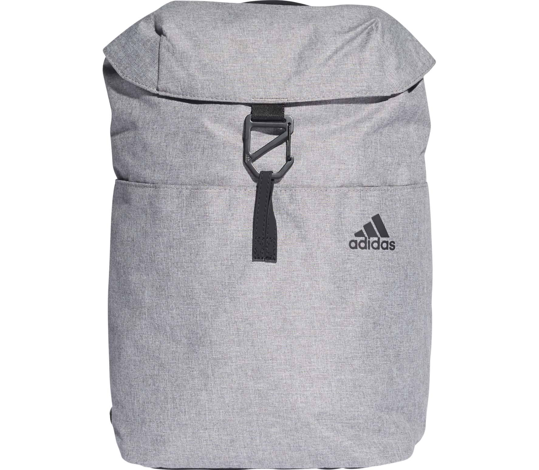 65b5894206f adidas Performance - Flap Id Heathered women's training rucksack (grey)