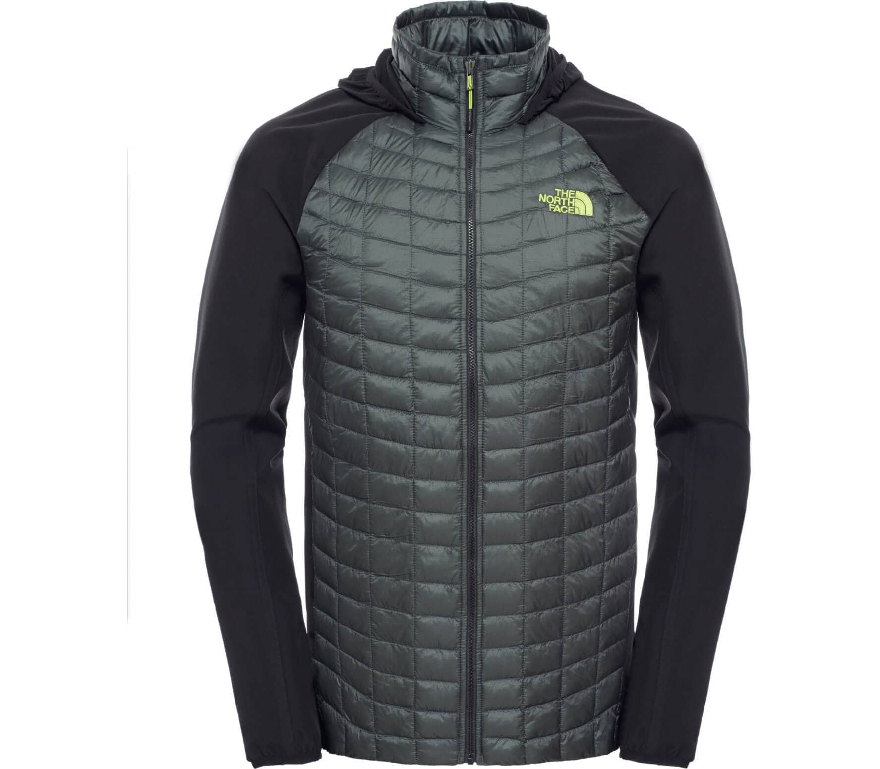 622f3f151b51 The North Face ThermoBall Hybrid hoodie men's insulating jacket Men ...
