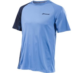 Performance Crew Neck Heren Tennistop