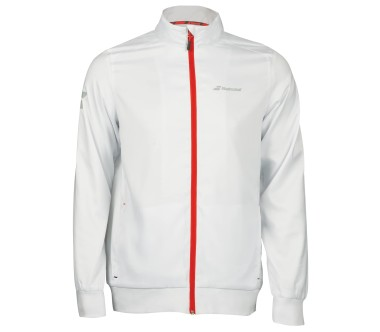 Babolat Core Club Men Tennis Jacket white