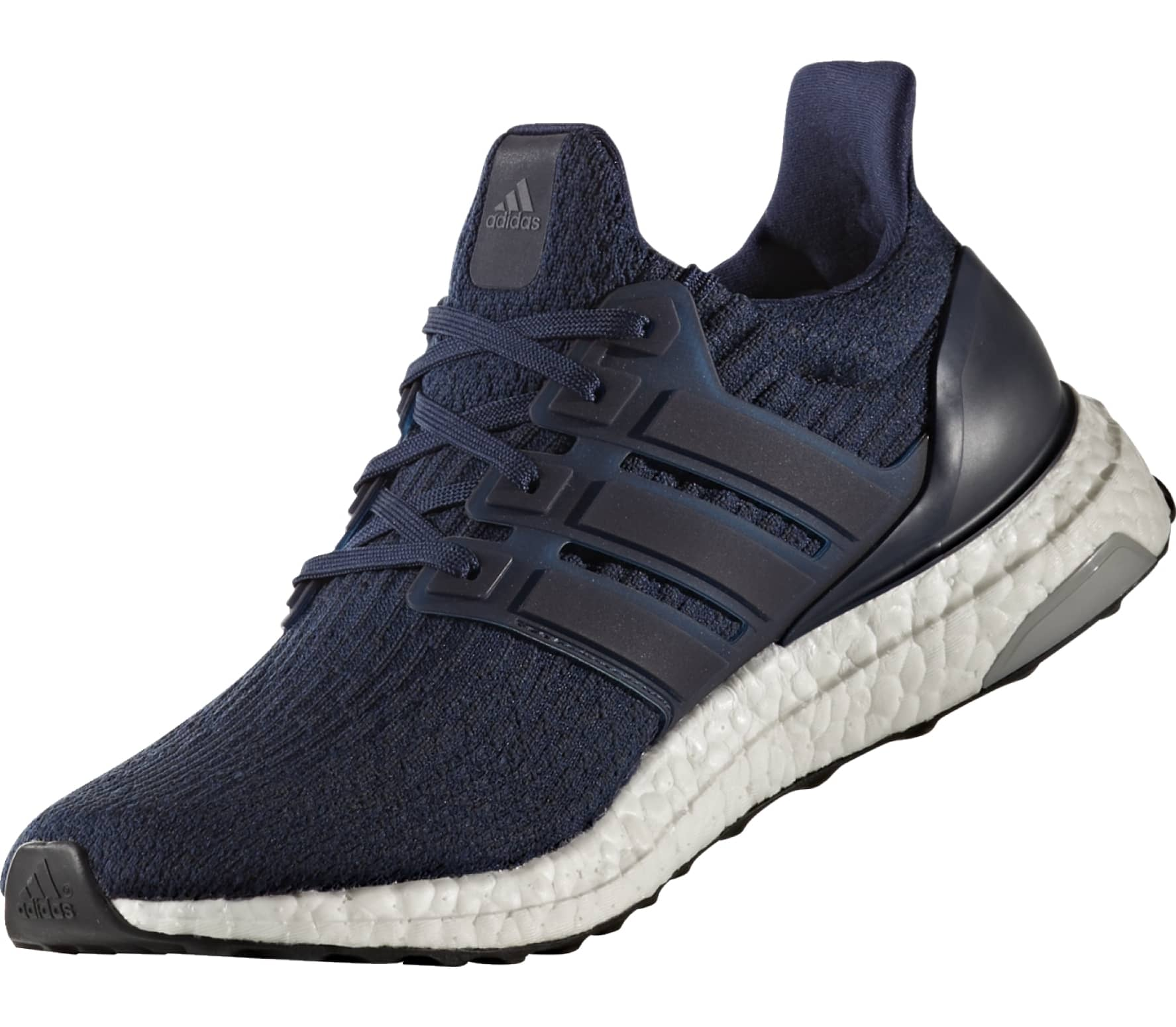 69a9f2b1712 Adidas - Ultra Boost men s running shoes (dark blue black) - buy it ...