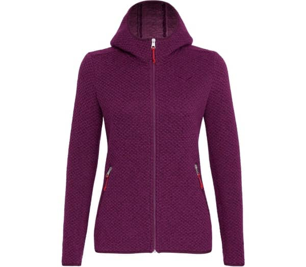 SALEWA Woolen 2L Damen Midlayer - 1