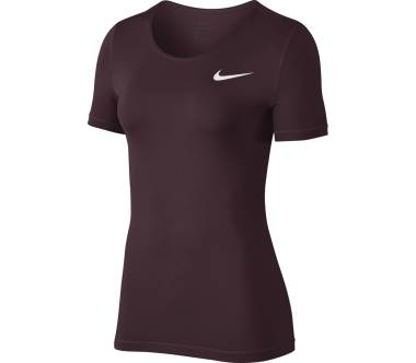 Nike - Pro women's training top (red)