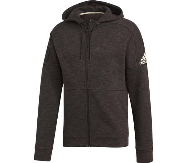 ADIDAS Id Stadium Hooded Heren Jas - 1