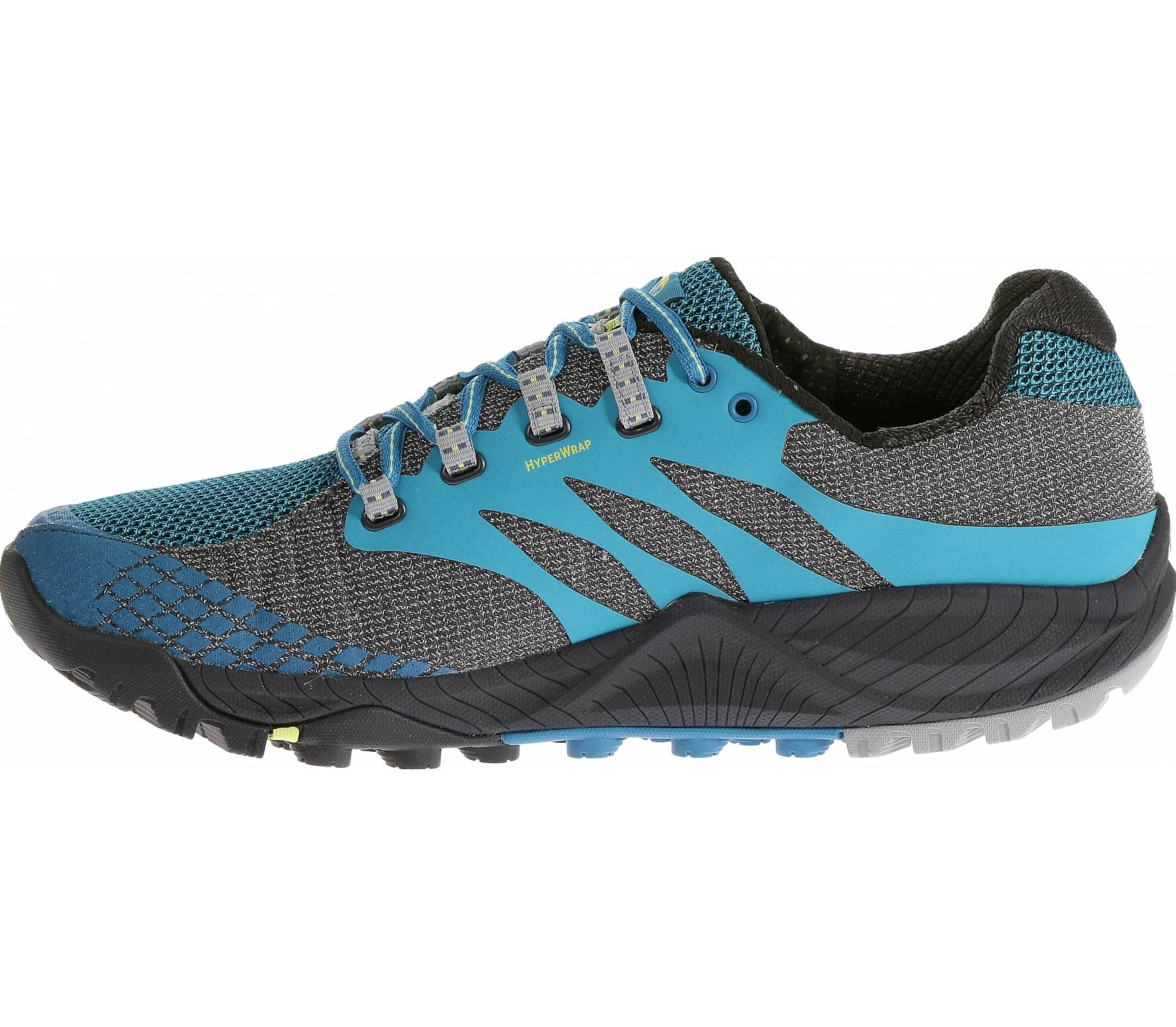 Chaussures Merrell All Out Charge gris bleu