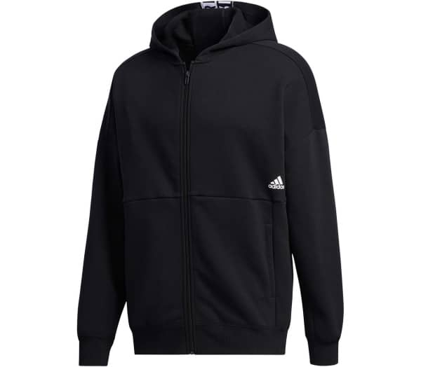 ADIDAS Must Have Word Men Hoodie - 1