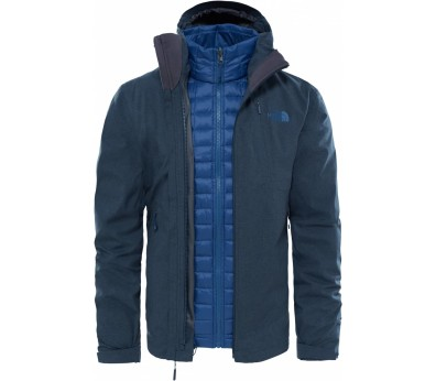 The North Face - ThermoBall® Triclimate® men's double jacket (dark blue)